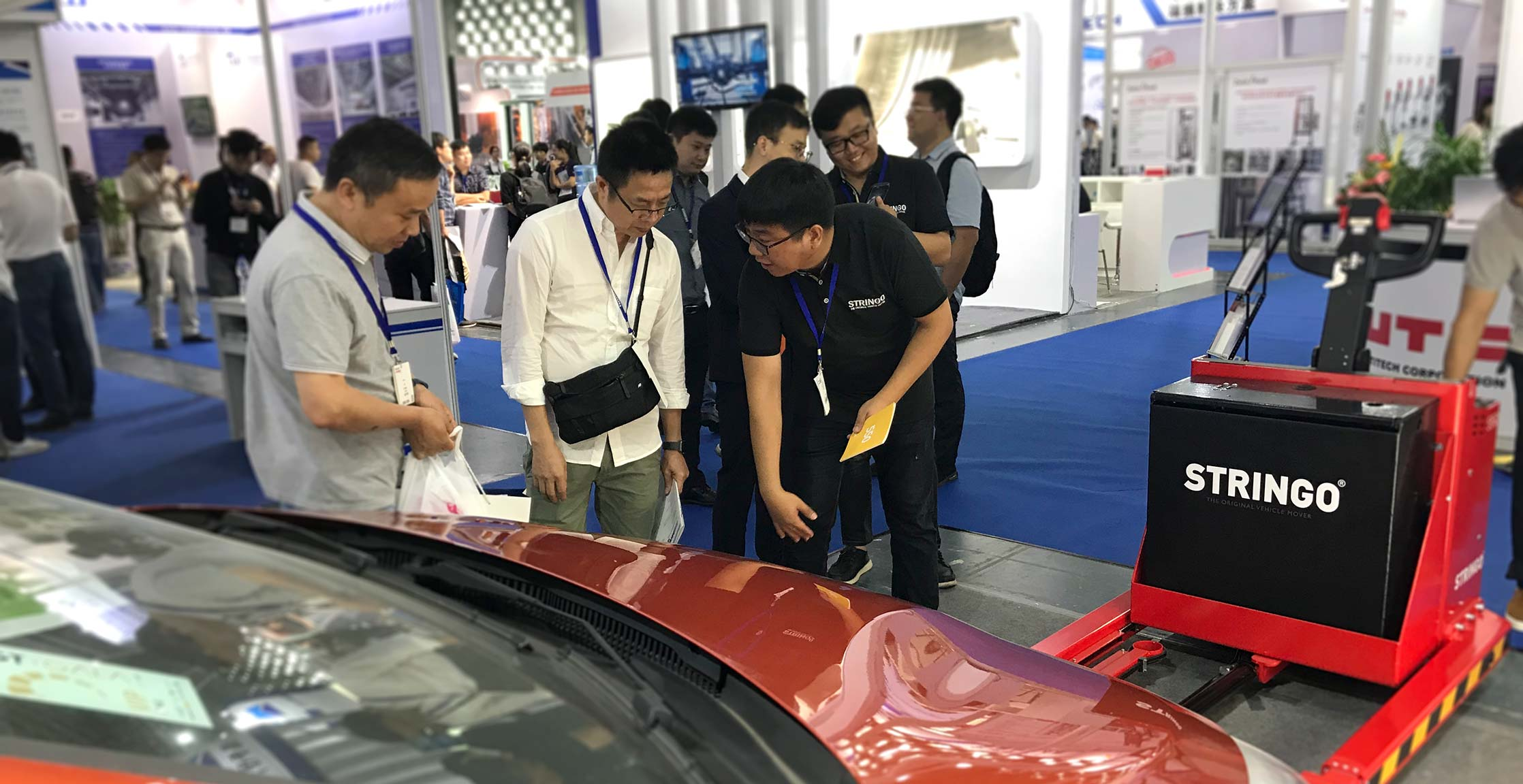 automotive testing expo shanghai